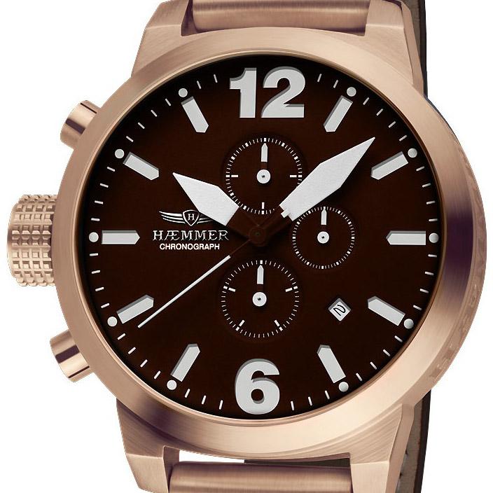 【残り1点】Haemmer ハンマー ドイツ クォーツ 腕時計 ファッション [HC-42] 並行輸入品