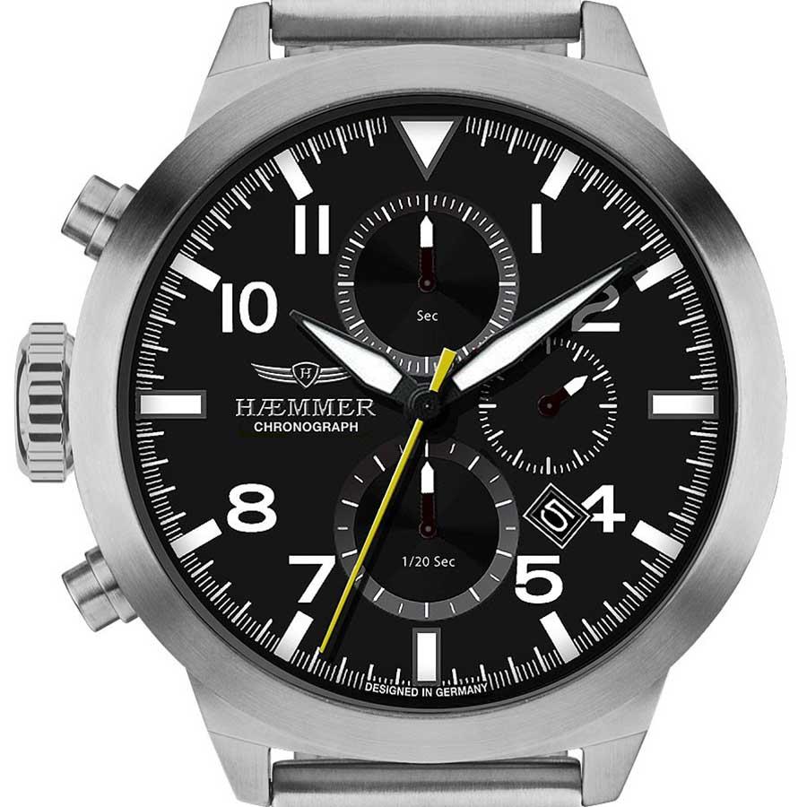 HAEMMER ハンマー クォーツ 腕時計 [HF-01] 並行輸入品 純正ケース