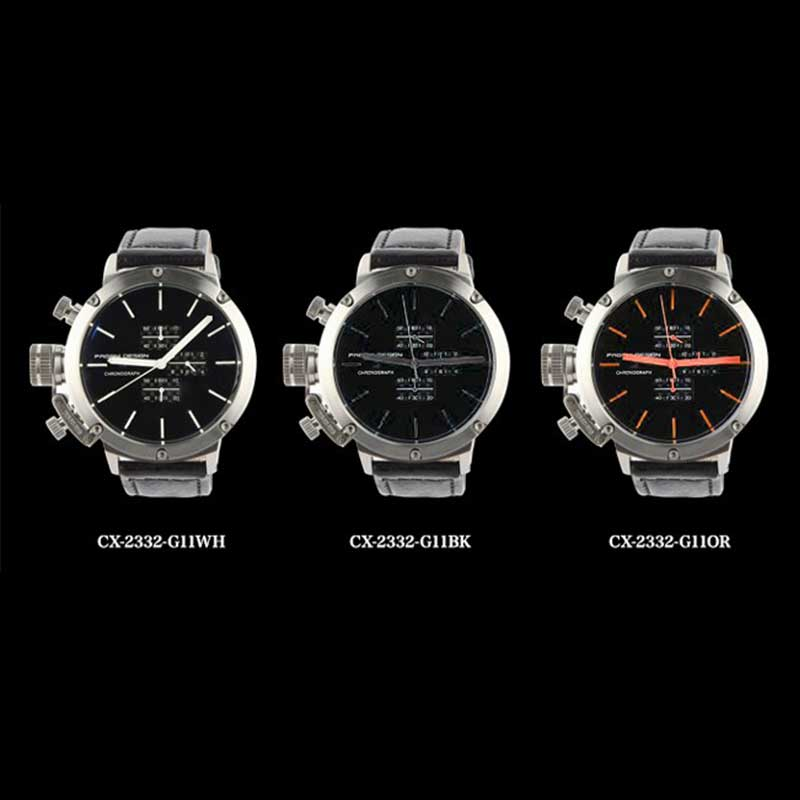 With PAGANIDESIGN パガーニクォーツ watch men sports watch [CX-2332-G11] parallel import goods maker guarantee 12 months & pure case