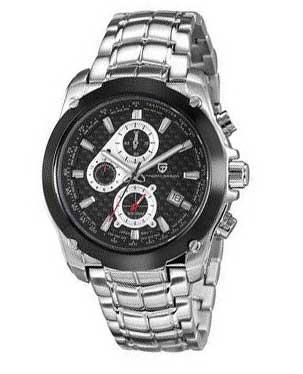 PAGANIDESIGN パガーニ クォーツ 腕時計 メンズ スポーツウォッチ [PD-0524] 並行輸入品 メーカー保証12ヶ月&純正ケース付き