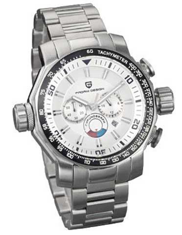 PAGANIDESIGN パガーニ クォーツ 腕時計 メンズ スポーツウォッチ [PD-2703M] 並行輸入品 メーカー保証12ヶ月&純正ケース付き