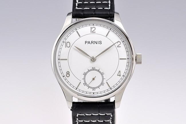 PARNIS パーニス 手巻き 腕時計 メンズ [PN-012S3ML] 並行輸入品 当店保証24ヵ月