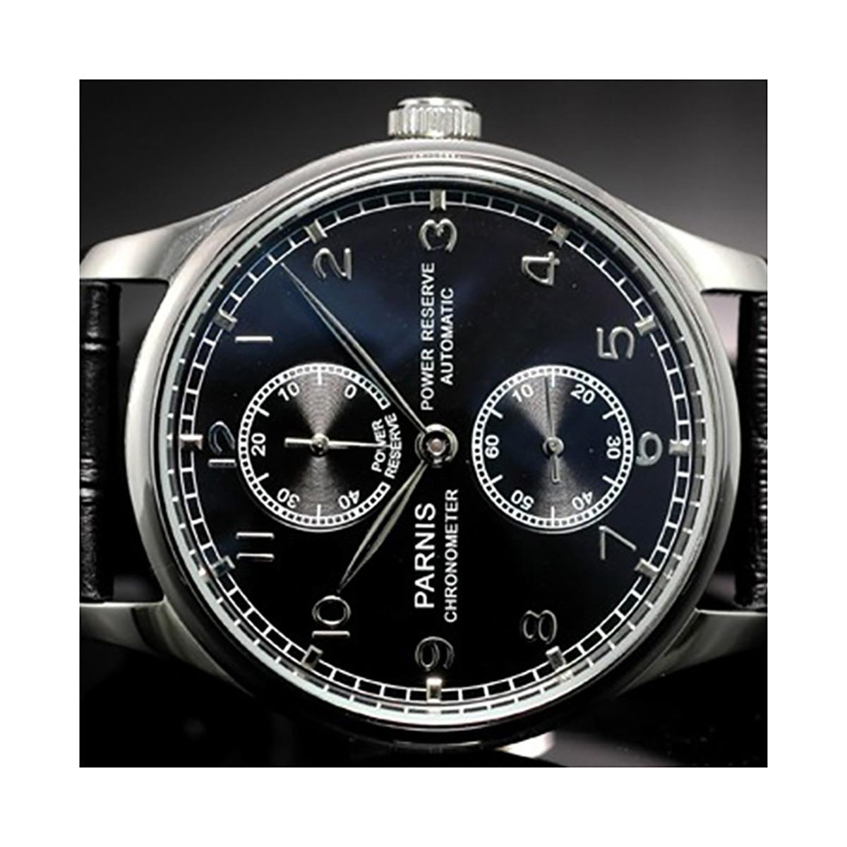 PARNIS パーニス 自動巻き 腕時計 メンズ [PN-039S4ALP] 並行輸入品 当店保証24ヵ月