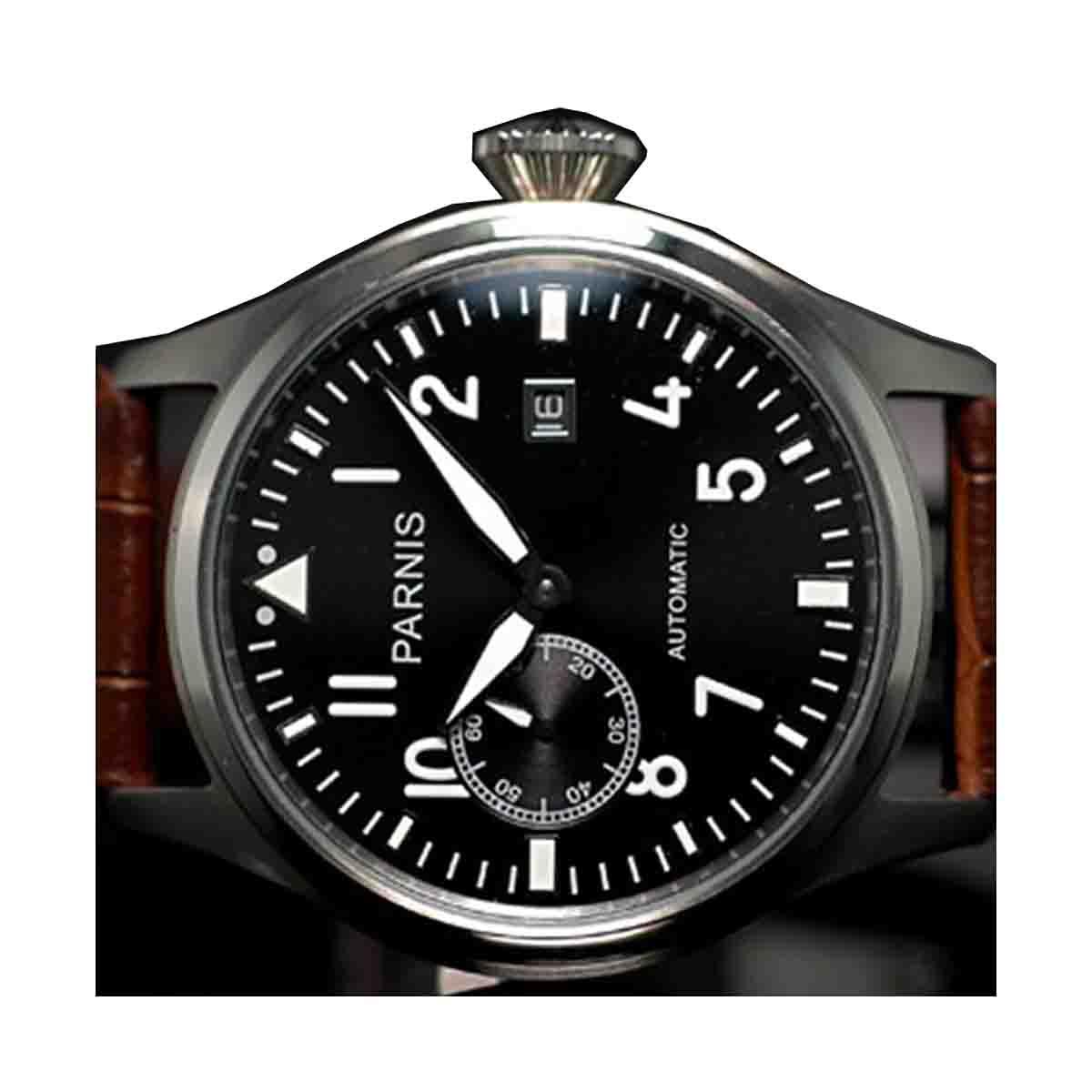 PARNIS パーニス 自動巻き 腕時計 メンズ [PN-093S3AL] 並行輸入品 当店保証24ヵ月
