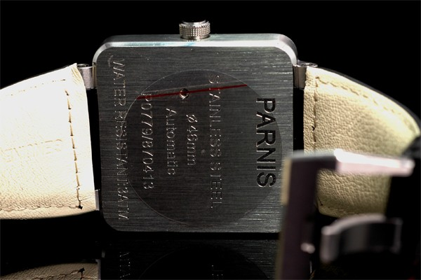 PARNIS标准打数青漆自动卷手表人[PN-133S3AL]并进进口商品本店保证24个月