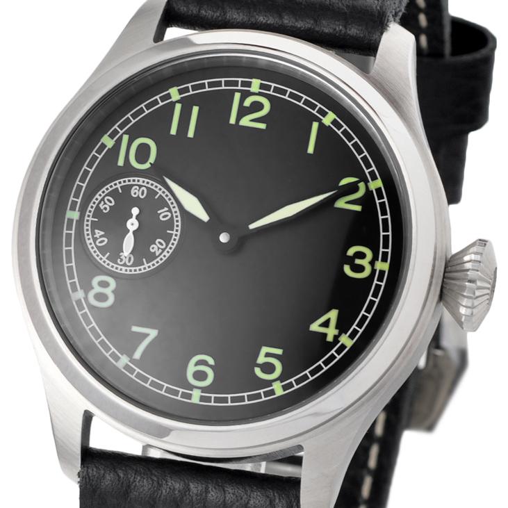 PARNIS パーニス 手巻き 腕時計 メンズ [PN-159S3ML] 並行輸入品 当店保証24ヵ月
