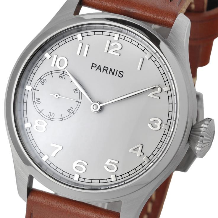 PARNIS パーニス 手巻き 腕時計 メンズ [PN-161S3ML] 並行輸入品 当店保証24ヵ月