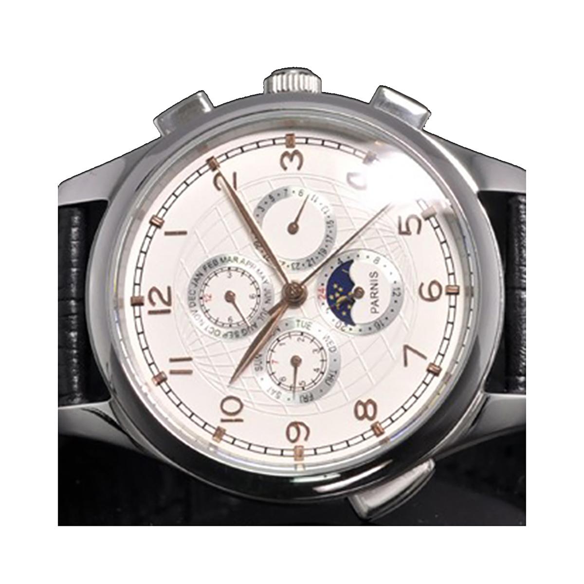 PARNIS パーニス 自動巻き 腕時計 メンズ [PN-248S7AL] 並行輸入品 当店保証24ヵ月
