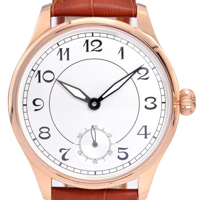PARNIS パーニス 手巻き 腕時計 メンズ [PN-548SG3ML] 並行輸入品 当店保証24ヵ月