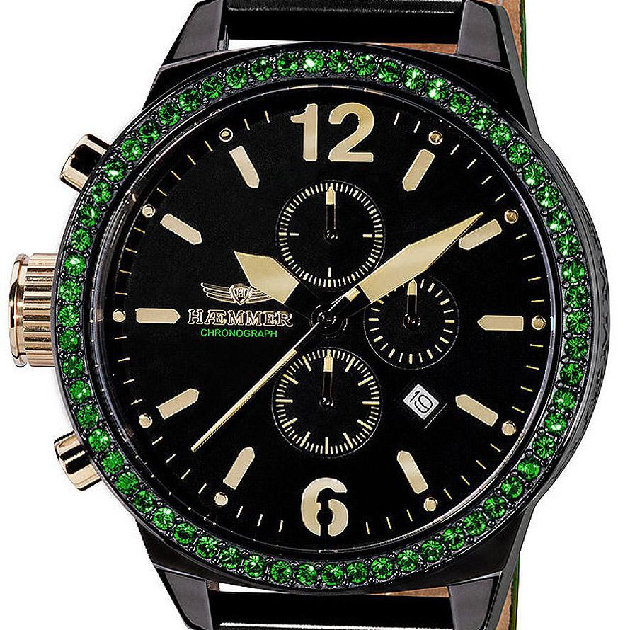 【残り1点】Haemmer ハンマー ドイツ クォーツ 腕時計 ファッション [UC-02] 並行輸入品