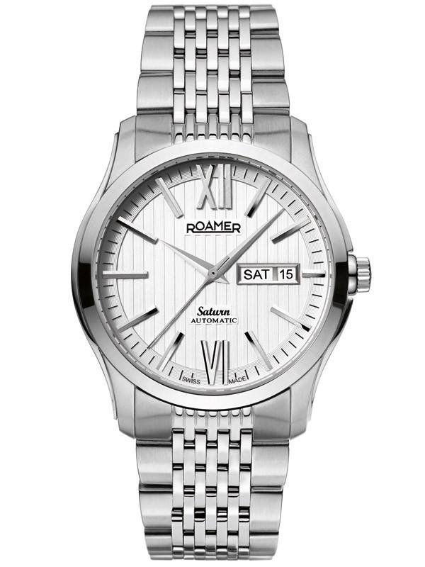 【残り1点】ROAMER ローマー 自動巻き 腕時計 メンズ [941637-SM2] 並行輸入品 純正ケース付き 24ヵ月メーカー国際保証