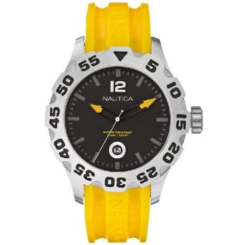 【残り1点】NAUTICA ノーティカ クォーツ 腕時計 メンズ ウォッチ [A14604G] 並行輸入品 メーカー保証24ヵ月 純正ケース付き