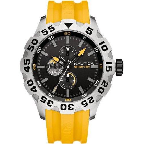 NAUTICA ノーティカ クォーツ 腕時計 メンズ ウォッチ [A15566G] 並行輸入品 メーカー保証24ヵ月 純正ケース付き