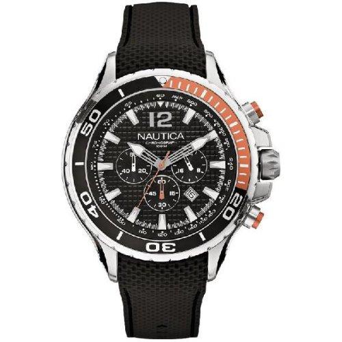 【残り1点】NAUTICA ノーティカ クォーツ 腕時計 メンズ ウォッチ [A21017G] 並行輸入品 メーカー保証24ヵ月 純正ケース付き