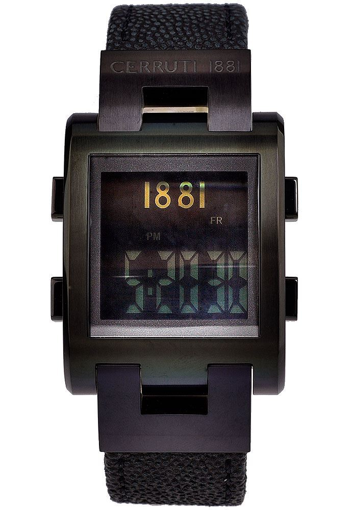 CERRUTI1881 チェルッティ1881 クォーツ 腕時計 メンズ ブランド [CT60271X1IK012] 並行輸入品 純正ケース付き