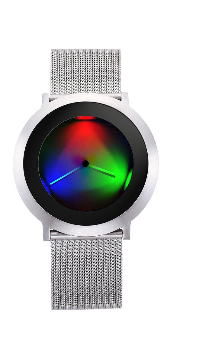 【残り1点】Rainbow Watch レインボーウォッチ クォーツ 腕時計 メンズ ブランド [I1MSsB-MBS-BS-lg] 並行輸入品 メーカー保証24ヵ月 純正ケース付き