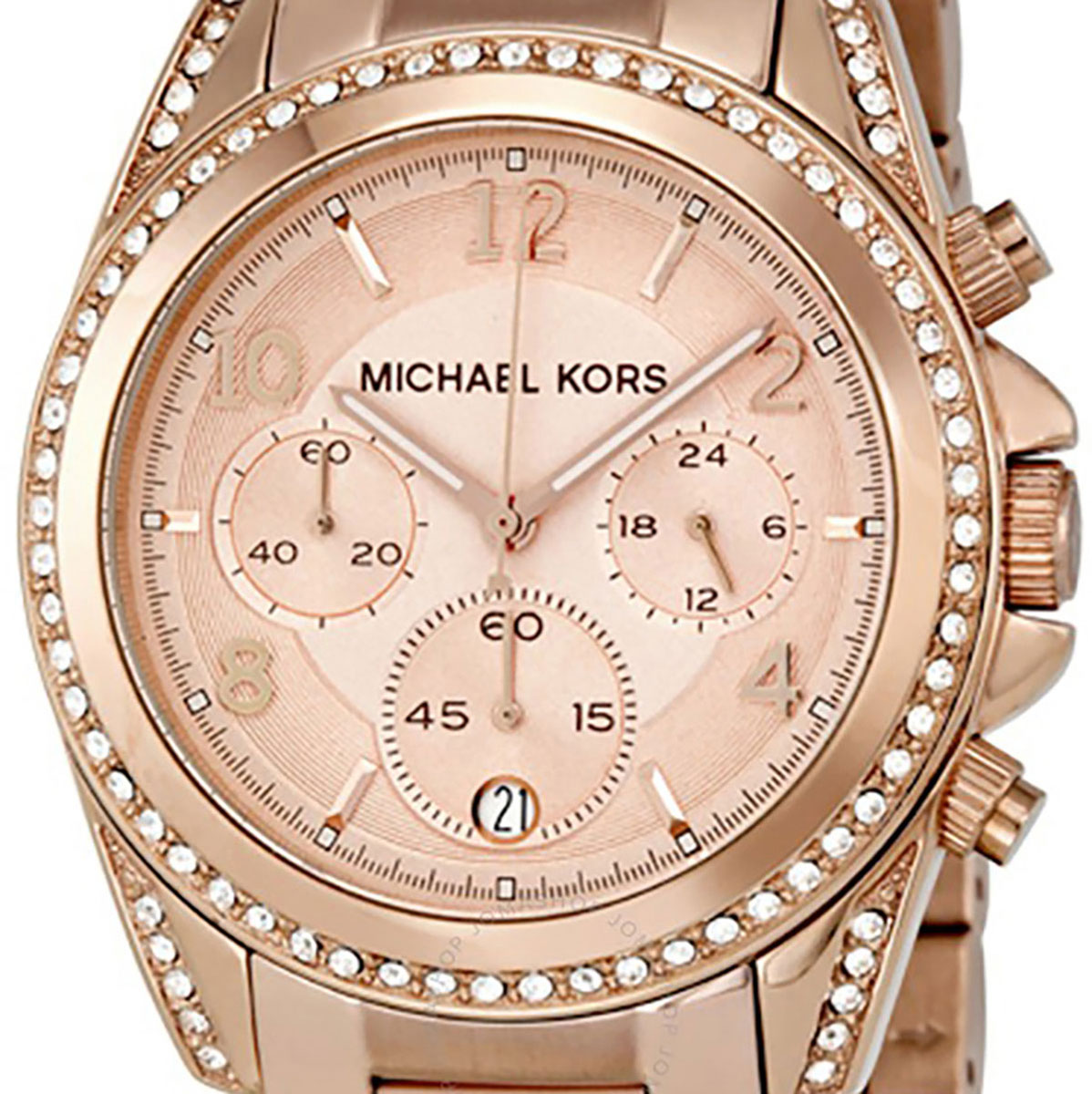 Michael Kors マイケル・コース 電池式クォーツ 腕時計 [MK5263] 並行輸入品  デイト クロノグラフ