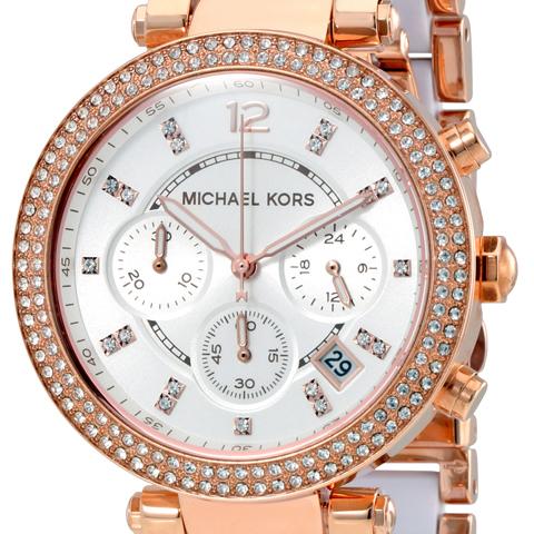 Michael Kors マイケル・コース [マイケルコース] クォーツ 腕時計 米国 ファッションデザイナーズ [MK5774] 並行輸入品 メーカー保証24ヶ月&純正ケース付き