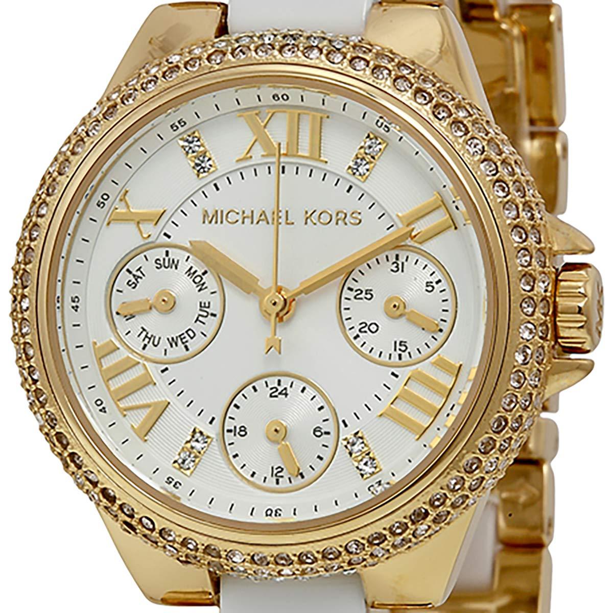 【残り1点】Michael Kors マイケルコース クォーツ 腕時計 米国 ファッションデザイナーズ [MK5945] 並行輸入品 純正ケース メーカー保証