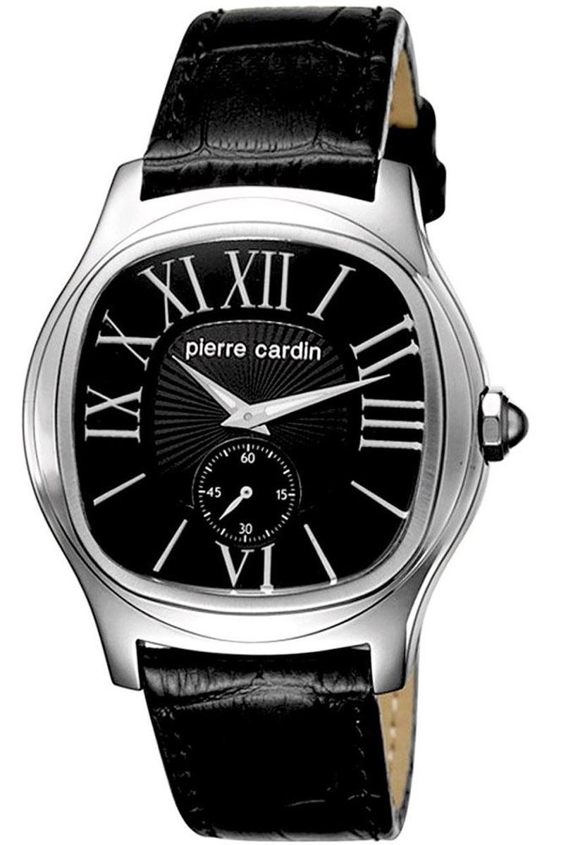【残り1点】pierrecardin ピエールカルダン クォーツ 腕時計 メンズ [pc104131f01] 並行輸入品 メーカー国際保証24ヵ月 純正ケース付き