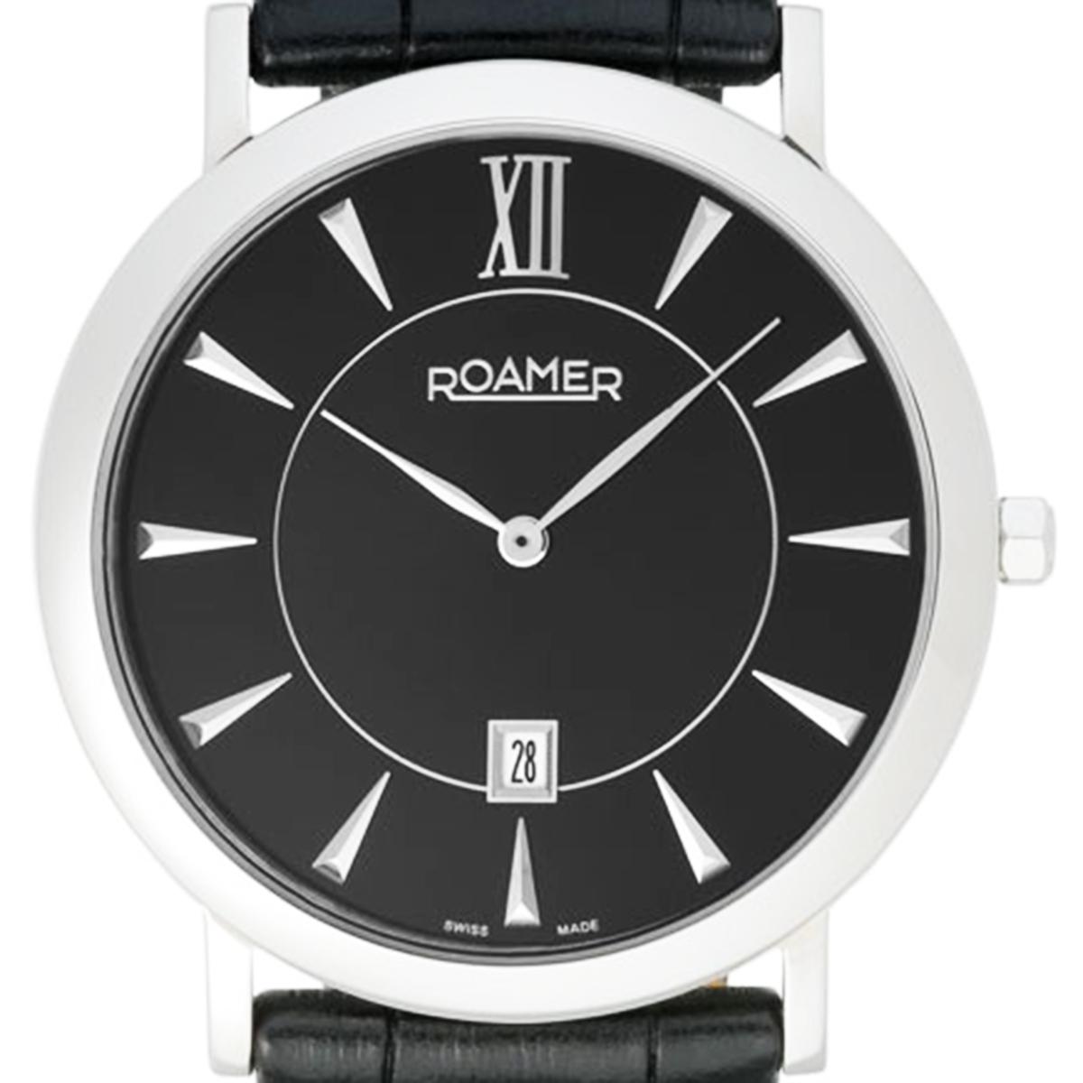 【残り1点】ROAMER ローマー クォーツ 腕時計 メンズ [934856-SL2] 並行輸入品 純正ケース付き 24ヵ月メーカー国際保証