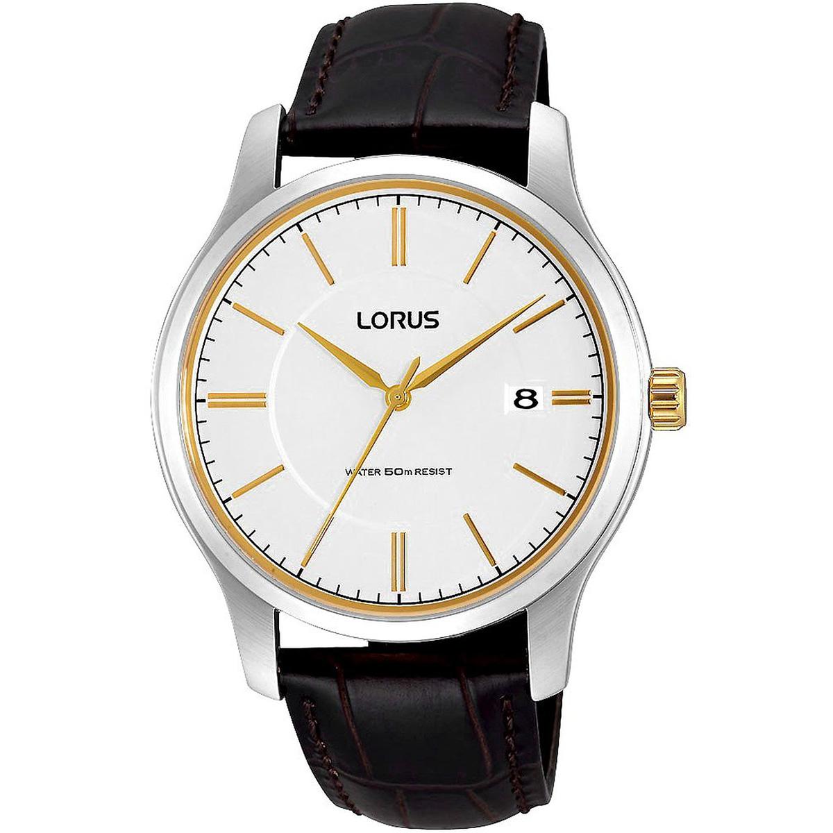 【残り1点】LORUS ローラス クォーツ 腕時計 メンズ [RS967BX9] 並行輸入品 純正ケース付き メーカー保証24ヶ月