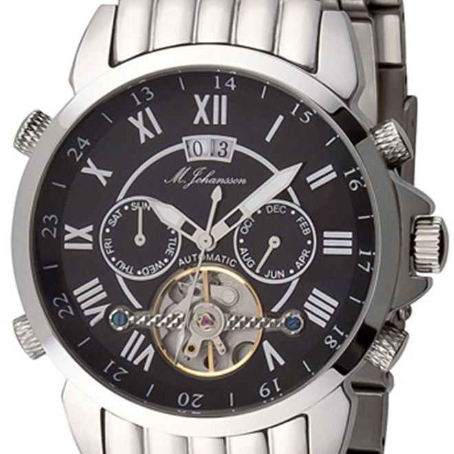 MZI エムゼーアイ 自動巻き 腕時計 メンズ [AulisSSB] 並行輸入品【訳アリ価格:メーカー保証なし】