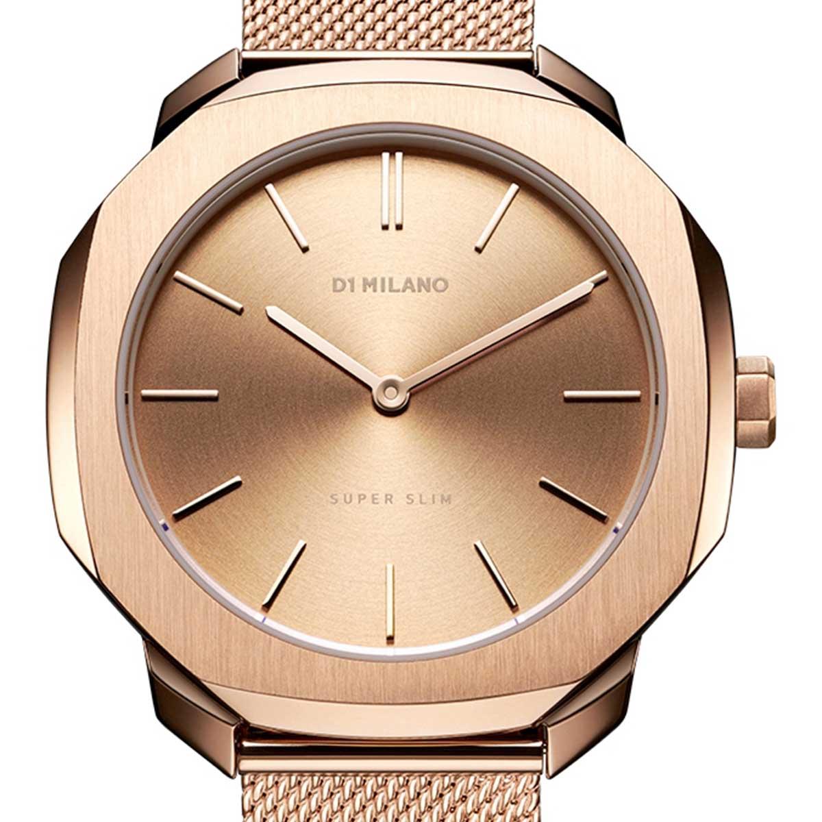 D1 MILANO ディーワンミラノ 電池式クォーツ 腕時計 [SSML02] 並行輸入品