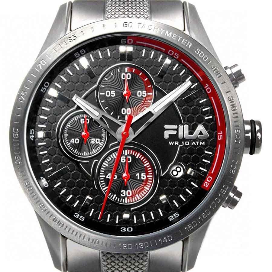 FILA フィラ クォーツ 腕時計 海外輸入時計 イタリア ファッション [38-001-002] 並行輸入品 純正ケース メーカー保証