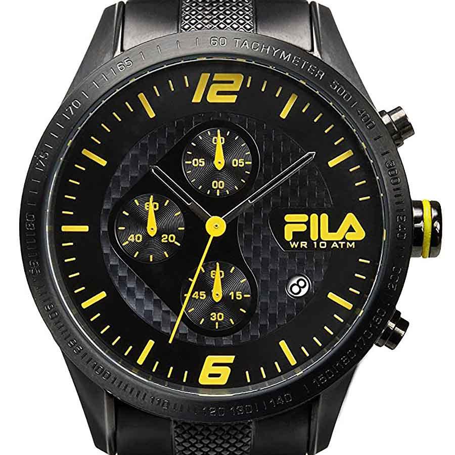 FILA フィラ クォーツ 腕時計 海外輸入時計 イタリア ファッション [38-001-004] 並行輸入品 純正ケース メーカー保証