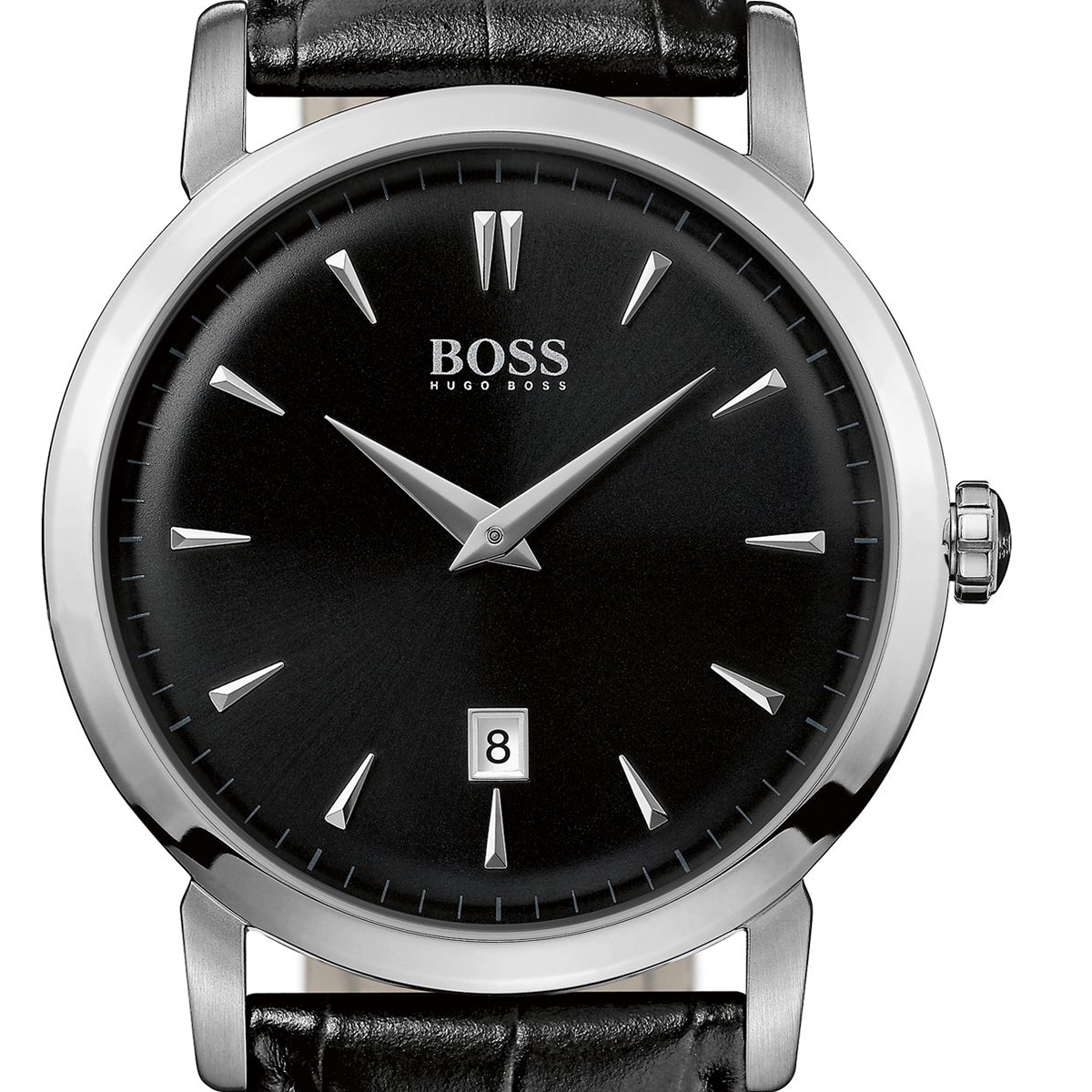 【残り1点】HUGOBOSS ヒューゴボス クォーツ 腕時計 メンズ ウォッチ ブランド [1512637] 並行輸入品 メーカー保証24ヵ月 純正ケース付き