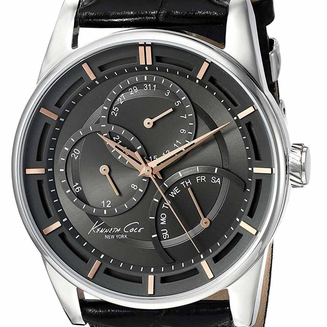 Kenneth Cole ケネスコール クォーツ 腕時計 アメリカ デザイナーズ ウォッチ ファッション [KC10020813] 並行輸入品 純正ケース メーカー保証