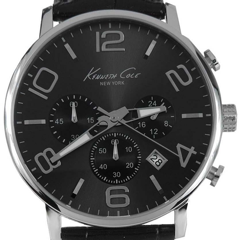 Kenneth Cole ケネスコール クォーツ 腕時計 アメリカ ニューヨーク ファッション [KC8007] 並行輸入品 純正ケース メーカー保証