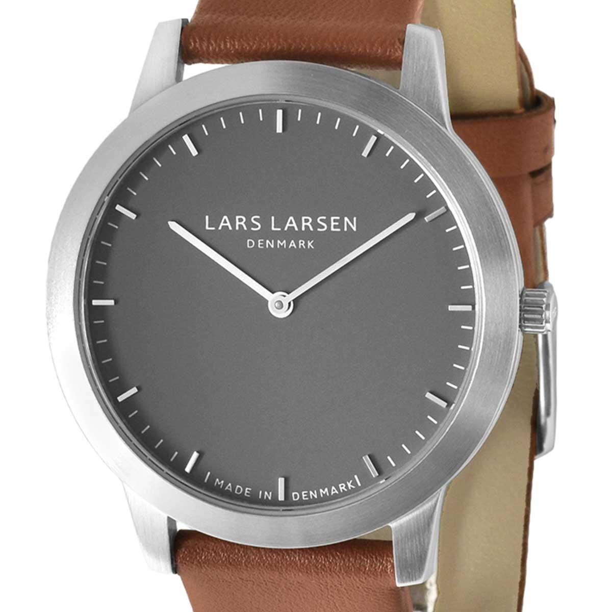 LARS LARSEN ラースラーセン (LLARSEN エルラーセン) 電池式クォーツ 腕時計 [135SG] 並行輸入品