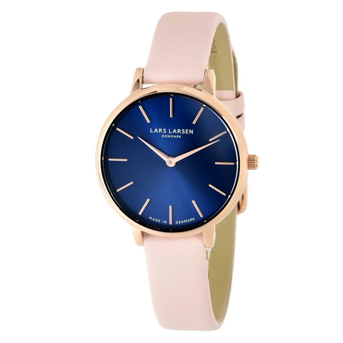 LARS LARSEN ラースラーセン (LLARSEN エルラーセン) 電池式クォーツ 腕時計 [WH146RD-RPL12] 並行輸入品