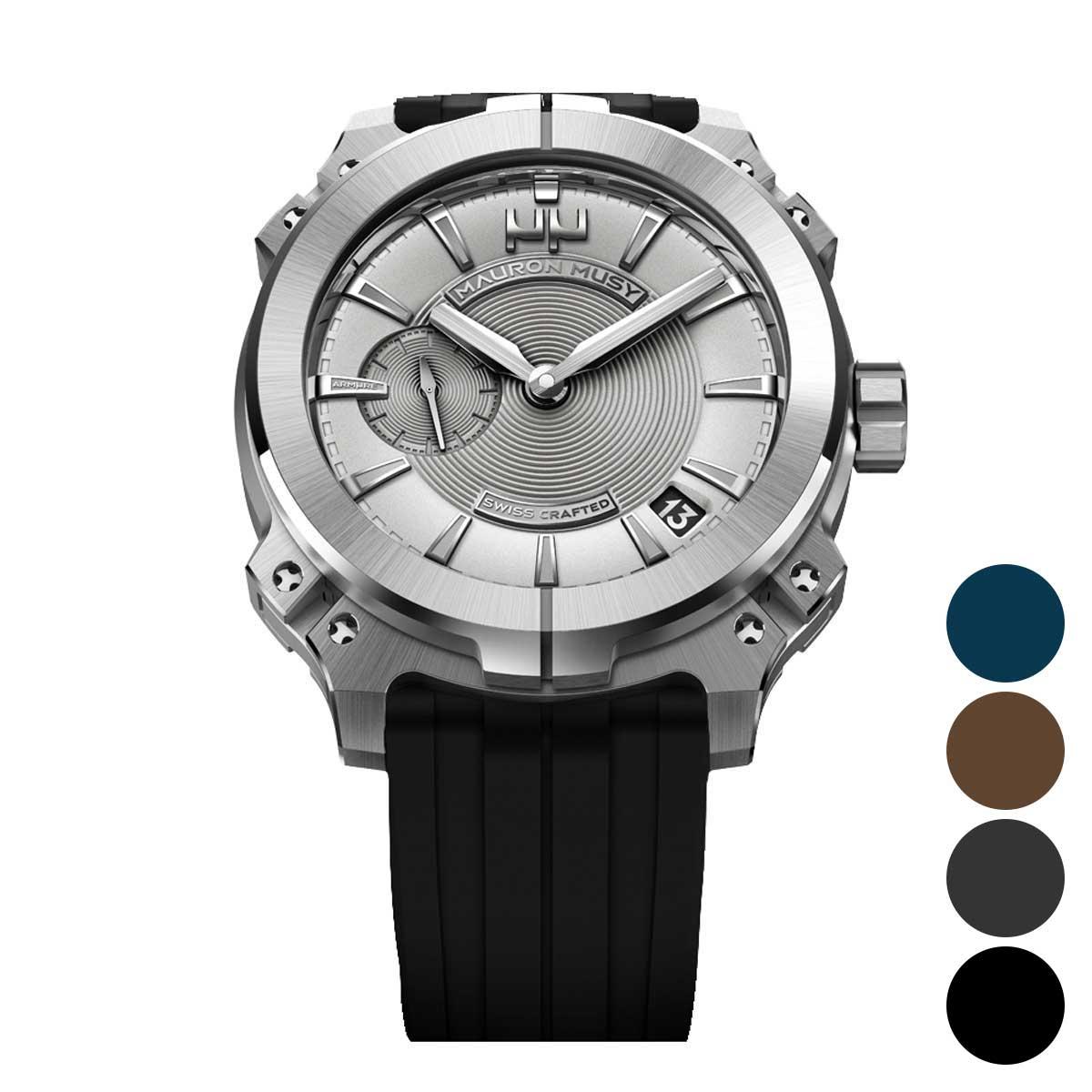 MAURON MUSY モーロン・ミュジー 自動巻き 腕時計 [MU03-106] デイト