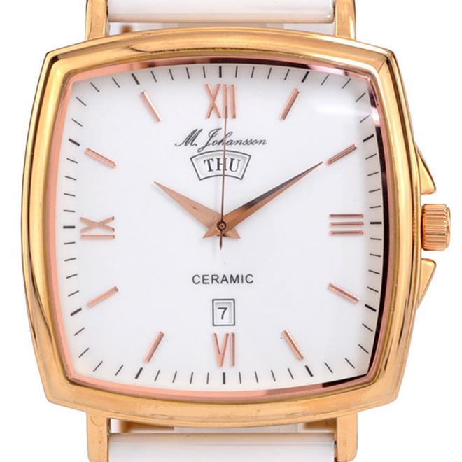 【残り1点】MZI エムゼーアイ クォーツ 腕時計 メンズ [TitanusWRg] 並行輸入品【訳アリ価格:メーカー保証なし】