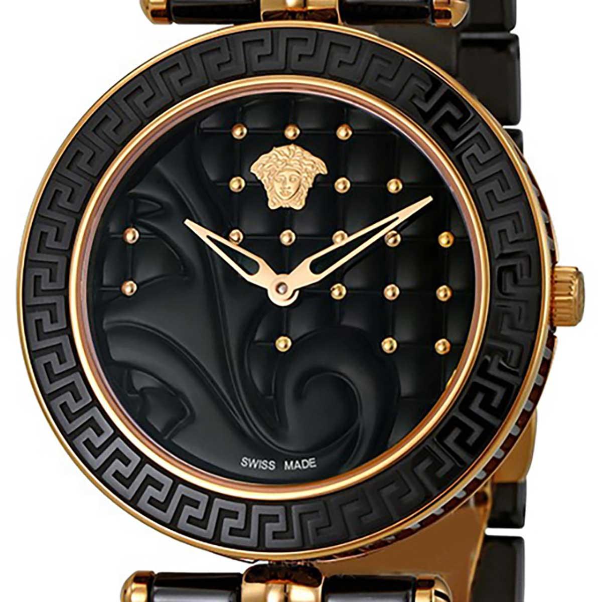 【残り1点】Versace ヴェルサーチ 電池式クォーツ 腕時計 [VAO040016] 並行輸入品