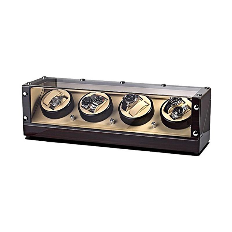 ウォッチワインダー ワインディングマシーン ROTHENSCHILD/ローテンシルト 収納本数:8本 [ RS-2301-MCS ] 正規代理店品