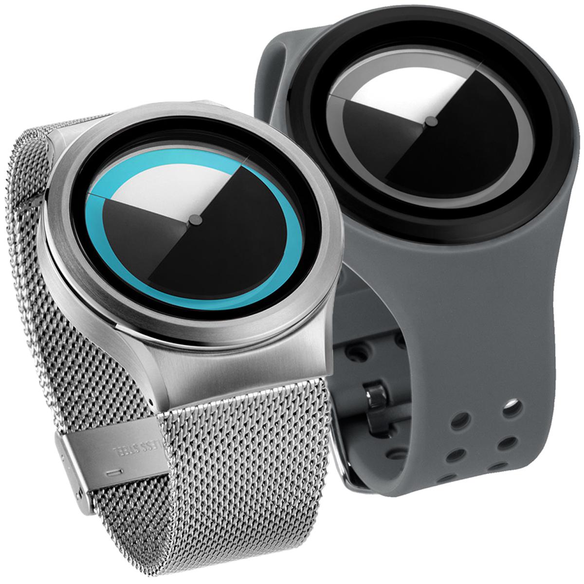 Miyotaムーブメント 交換可能 セレクタブル 5ATM防水 電池式 クォーツ メーカー保証12ヶ月 ベルト調整用工具 ロゴ入りクロス 取扱説明書 ZEROOTIME ゼロタイム ZEROO 内祝い ゼロ おしゃれ 個性派ウォッチ デザイン デザイナーズウォッチ DEEPSKY シンプル 腕時計 輝く盤面 珍しい SWEEPING ファッション スウィーピング ディープスカイ 40%OFFの激安セール