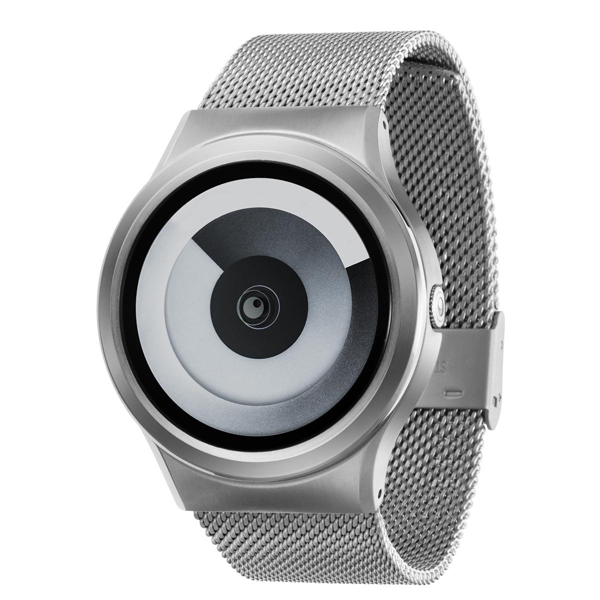 ファッションウォッチ デザインウォッチ 5ATM メーカー保障12ヶ月 ベルト調整用工具 LOGO入りクロス 取扱説明書 税込 ZIIIROとは関係ありません ZEROOTIME ゼロタイム ZEROO SPIRAL ペア用 ゼロ GALAXY おしゃれ時計 レディース ユニセックス デザイナーズ W06016B01SM01 贈呈 電池式クォーツ ホワイト 腕時計 メンズ