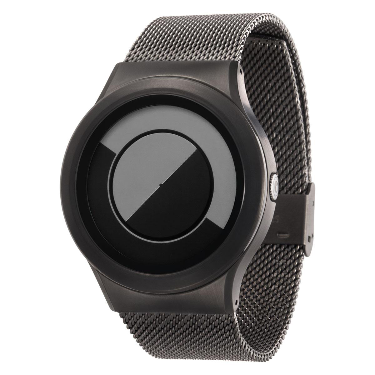 ファッションウォッチ デザインウォッチ 5ATM メーカー保障12ヶ月 ベルト調整用工具 LOGO入りクロス 取扱説明書 ZIIIROとは関係ありません ZEROOTIME ゼロタイム ZEROO QUARTER おしゃれ時計 レディース W08035B02SM02 メンズ デザイナーズ 腕時計 オーバーのアイテム取扱☆ 電池式クォーツ グレイ MOON 商品追加値下げ在庫復活 ペア用 ゼロ ユニセックス