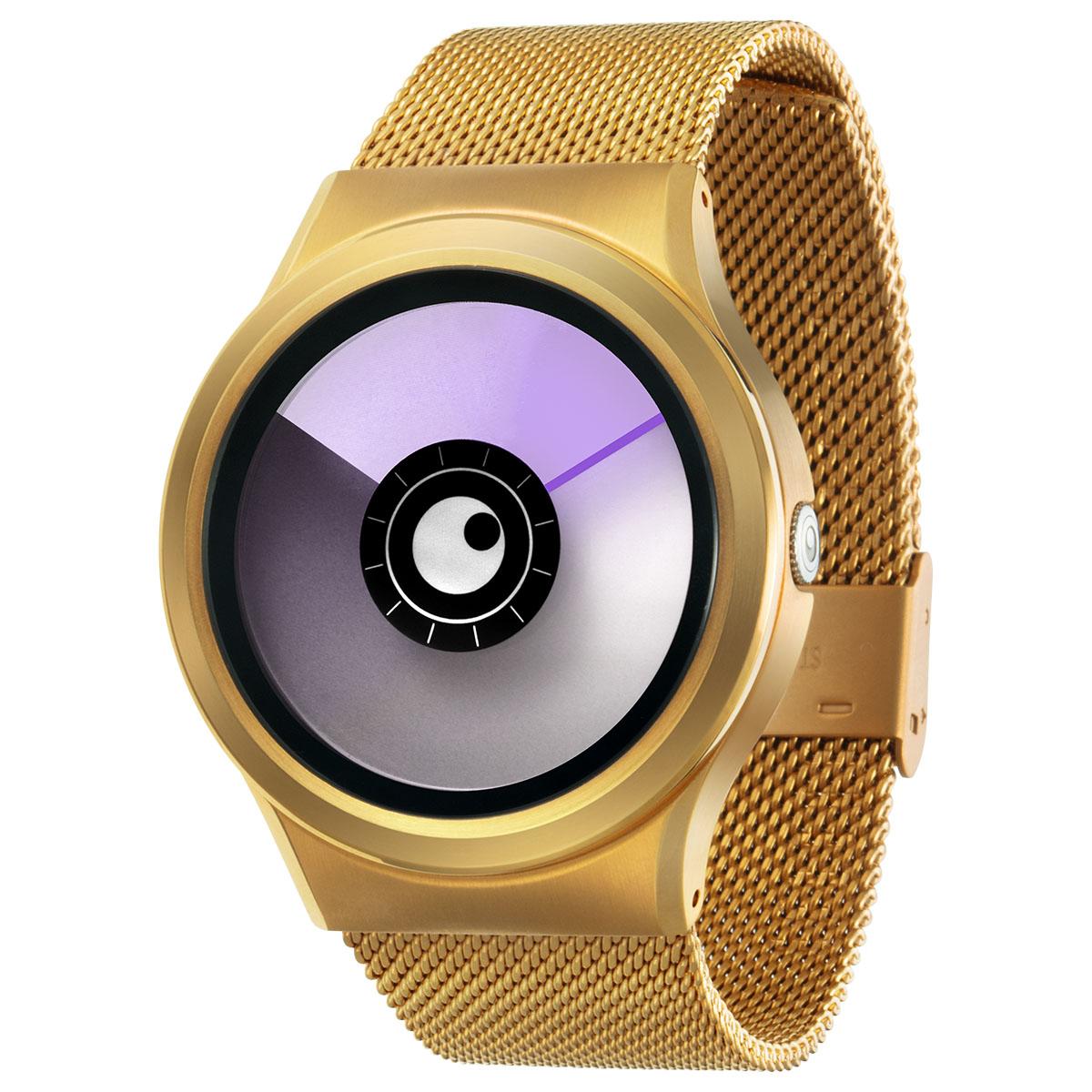 ファッションウォッチ デザインウォッチ 5ATM メーカー保障12ヶ月 ベルト調整用工具 休日 LOGO入りクロス 取扱説明書 ZIIIROとは関係ありません ZEROOTIME ゼロタイム ZEROO AURORA メンズ W12023B04SM04 ユニセックス 腕時計 レディース キャンペーンもお見逃しなく 電池式クォーツ ゼロ おしゃれ時計 ペア用 BOREALIS デザイナーズ パープル