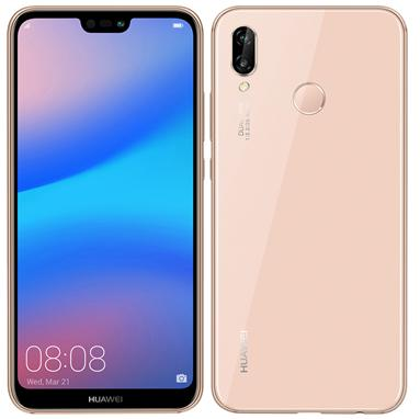 HUAWEI P20 lite SIMフリー [サクラピンク]ファーウェイ スマートフォン アンドロイド Android 単体 新品