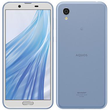 【4/23~28 エントリーでポイント最大32倍】SHARP AQUOS sense2 SIMフリー [アーバンブルー]シャープ スマートフォン アンドロイド Android 単体 新品