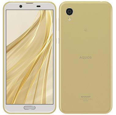 SHARP AQUOS sense2 SIMフリー [アッシュイエロー]シャープ スマートフォン アンドロイド Android 単体 新品