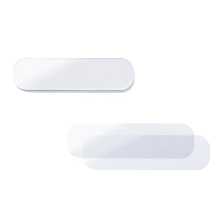 公式 Strapper 最新号掲載アイテム ストラッパー スマホ 透明両面粘着シール×1 超激得SALE 透明保護シール×2