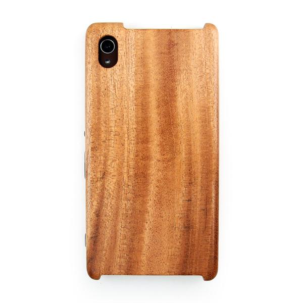 木製 ギフト 【送料無料】softbank XPERIA Z4 対応 木製スマートフォン ケース【softbank xperia スマホ 木 ウッド LIFE SWEET D カバー】 ※名入れサービスは終了しました。 母の日 ギフト プレゼント