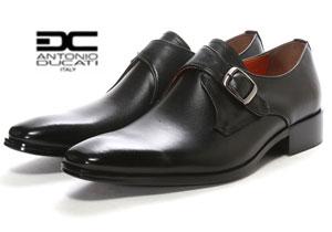 ビジネスシューズ 紳士靴 アントニオドゥカティ ANTONIO DUCATI 1172 本革 モンクストラップ ドレスシューズ かっこいい おしゃれ 彼氏 パーティー 父の日 お誕生日 就職祝い ギフト プレゼント ブランド DC1172