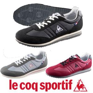 ルコック スニーカー レディース ドランシー2 ブラック グレー ボルドー ルコックスポルティフ le coq sportif QL1LJC13 QL1MJC63 軽量 ウォーキング ランニングシューズ 靴